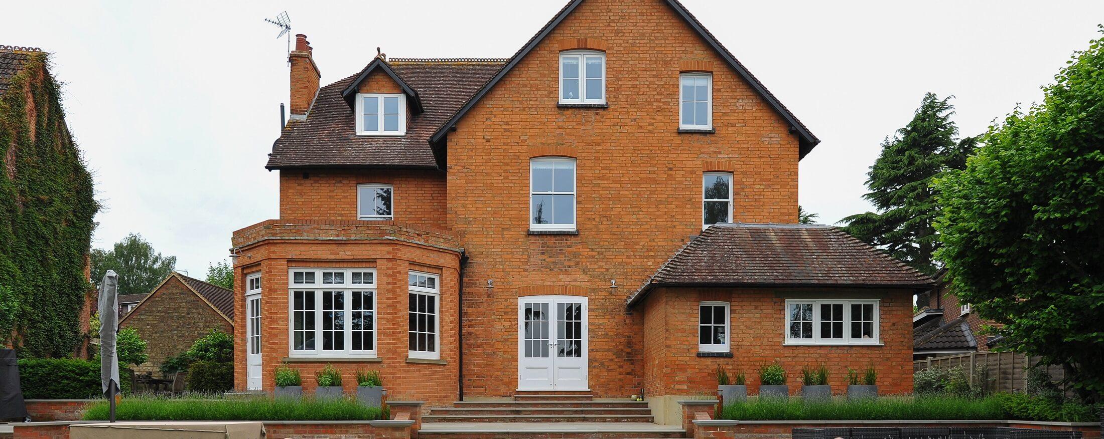 Timber Windows Period Property