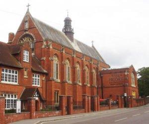 The Priory, Haywards Heath