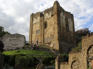 Guildford Castle History