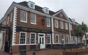 The Assembly Rooms Epsom