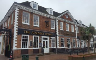 History, Architecture and Timber Windows in Epsom, Surrey