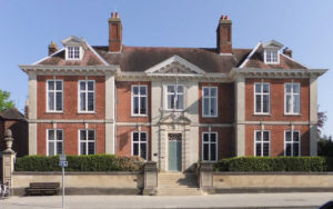 Edes House Chichester