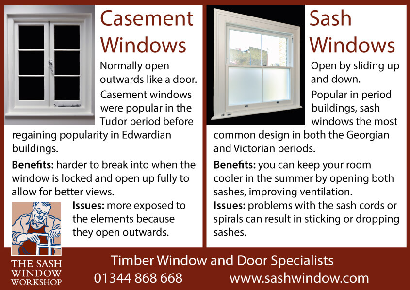 Timber Window Comparison
