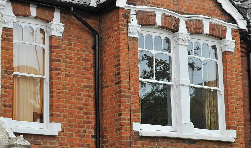 Bespoke double glazed windows London
