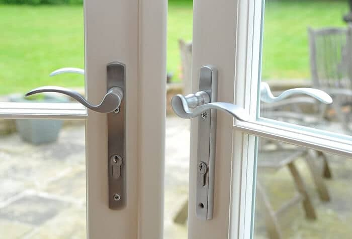 French door ironmongery