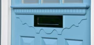 High quality front door