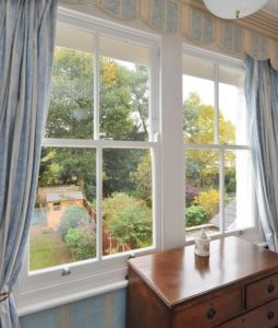 2 over 2 Timber Windows