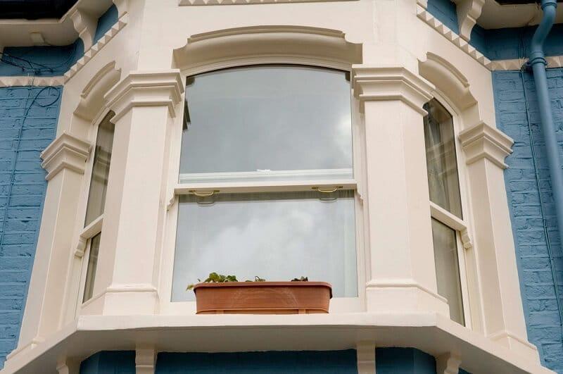 New Victorian Bay Window