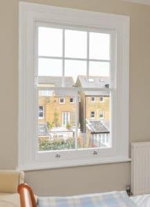 6 over 2 Sash Window