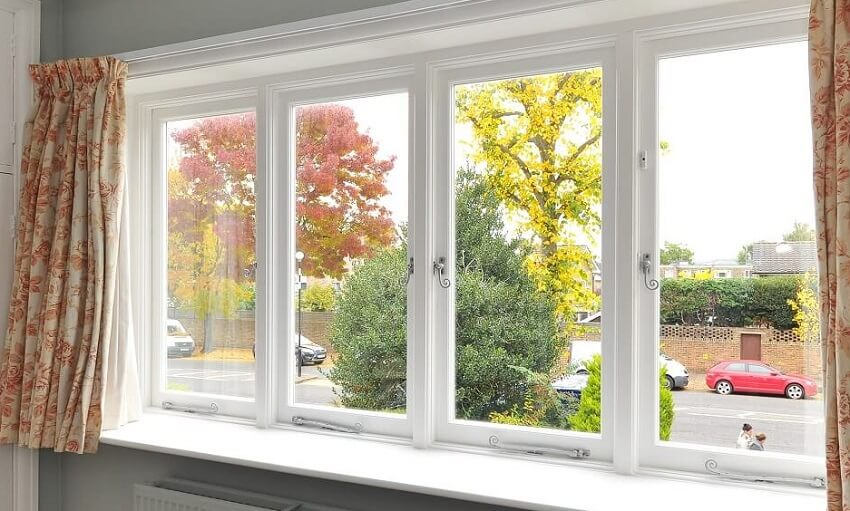 Accoya Casement Window