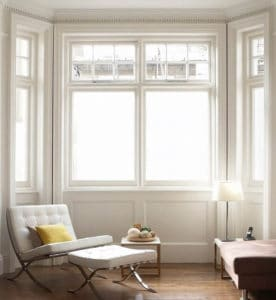 Edwardian Casement Window Bay
