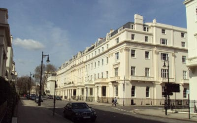 History, Architecture and Timber Windows in Belgravia