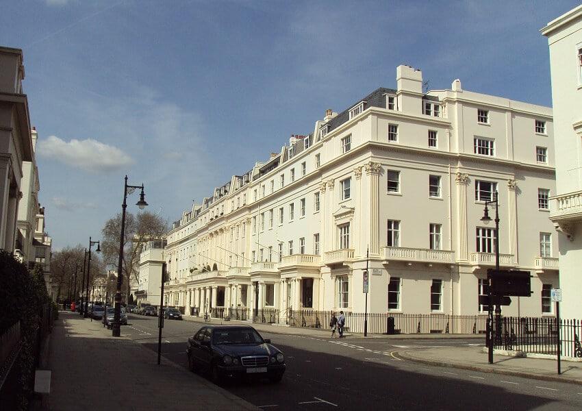 Belgravia Windows London