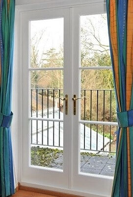 Berkshire French Door Listed Building