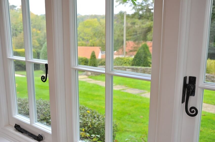Casement Window Detail