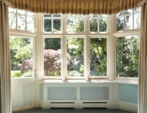 Casement Window Bay