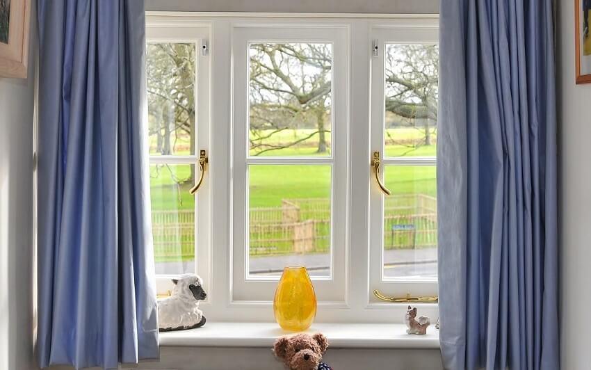 Heritage Glazed Casement Windows