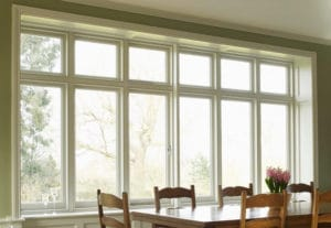 Dining Room Feature Window