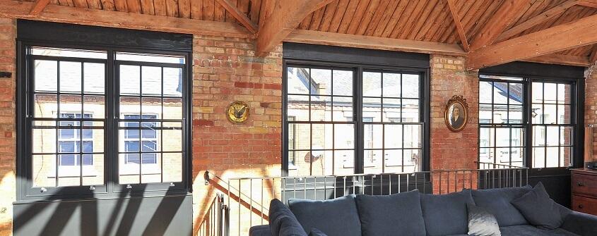 East London New Windows
