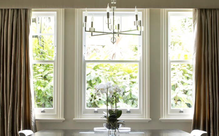 Edwardian sash windows London