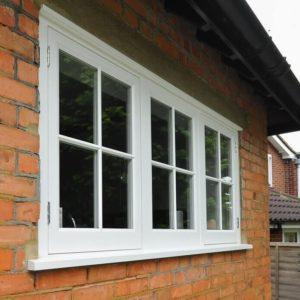 External Casement Windows