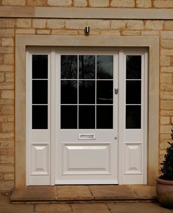 External door case study