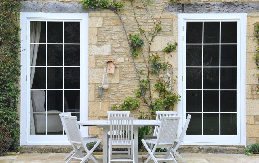 French Door Oxfordshire