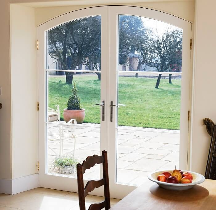 French Door Gloucestershire