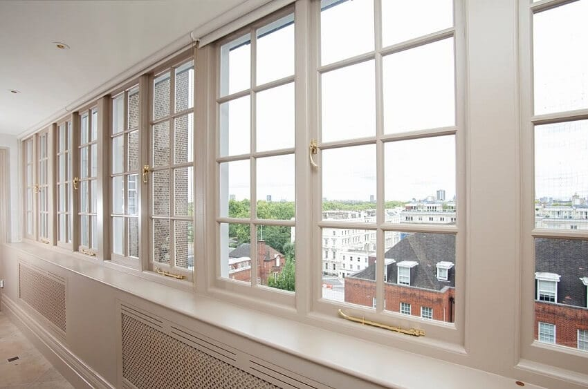 London Timber Windows