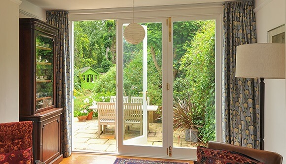 Bifolding door London