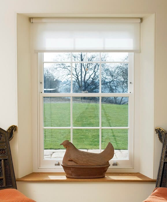 Sash window case study