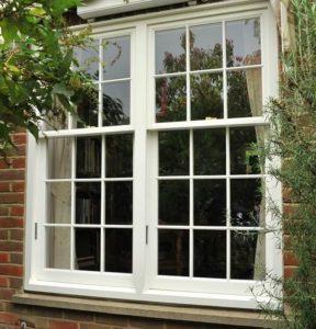 Traditional Sash Windows London