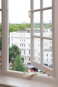 Wood Casement Window London