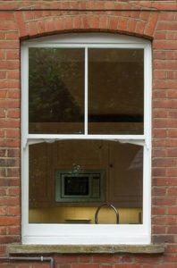 2 over 1 sash window