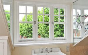 Environmentally Sustainable casement windows