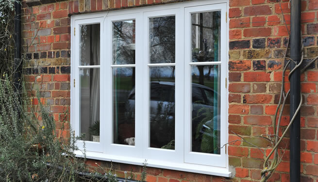 Double Glazed Timber Windows