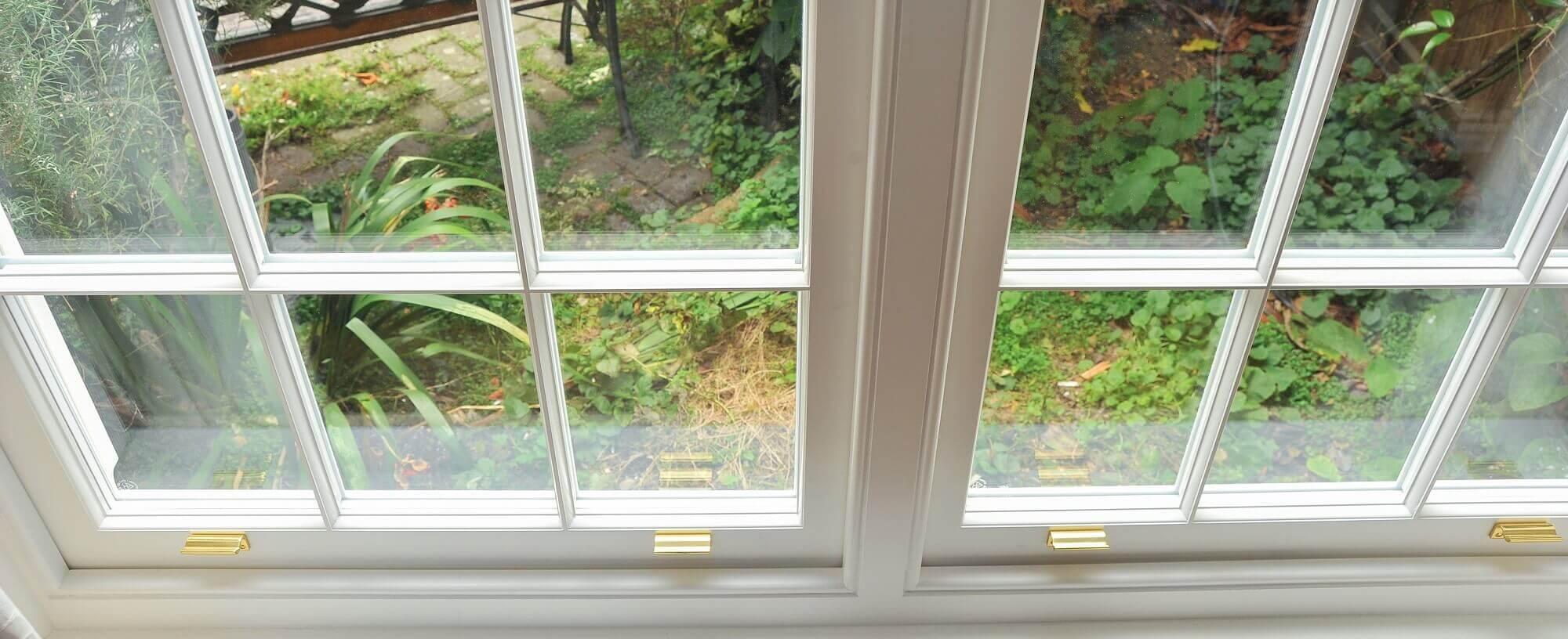 Double Glazed Sliding Sash Window