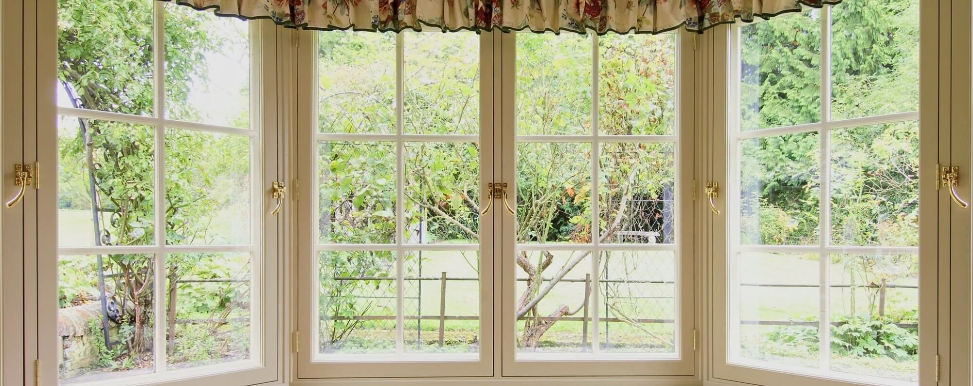 Wooden Secondary Glazing Header