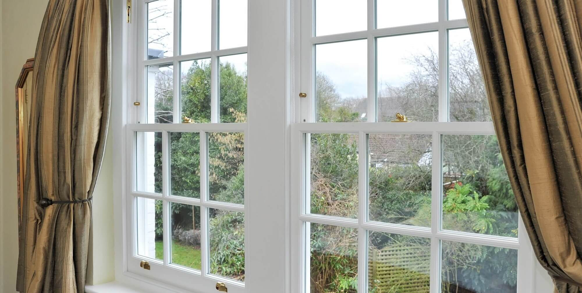 Double Glazed Sash Windows Header