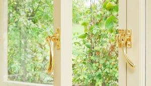 Casement window furniture