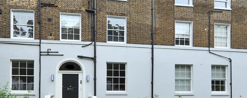 Islington Sash Windows