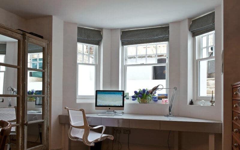sash window bay office