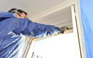 Repair rattling wood windows