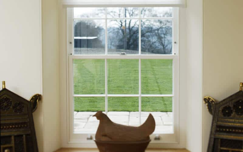 Improve energy efficiency sash windows