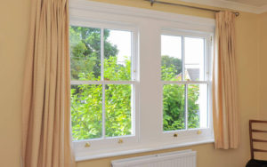 New sash windows cost