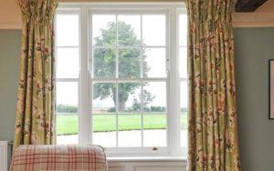 Replace sash windows