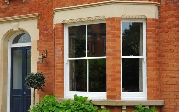 Replacement Bay Sash Window