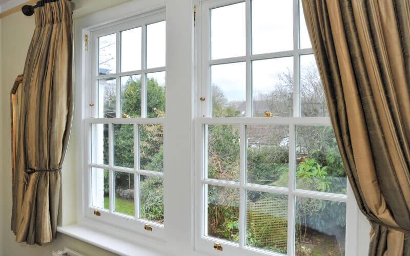 New Traditional Sash Windows