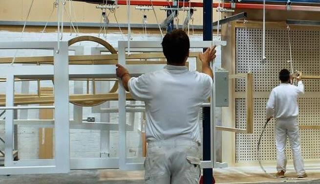The Sash Window Workshop paint