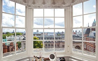 London sash windows